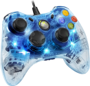 PDP Afterglow Controller - für Xbox 360  - Transparent