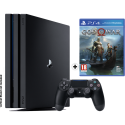 Sony Playstation 4 Pro - Console di gioco - 1 TB - Nero + God of War