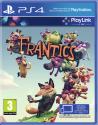 Frantics, PS4, Multilingue