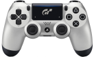 Sony Playstation Dualshock 4 Gran Turismo Sport - Wireless Controller - Silber