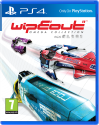 WipEout - Omega Collection, PS4, multilingual