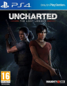 Uncharted: The Lost Legacy, PS4, multilingual