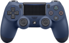 Sony Playstation DualShock 4  - Wireless Controller - Für PS4 - Dunkelblau