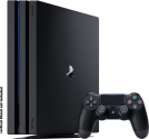 Sony PS4 Pro - Console - 1 To HDD - Noir