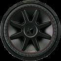 KICKER 43CVR152 - Subwoofer - Max. 1000 W - Schwarz