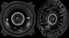 KICKER DSC404 - DSC-Lautsprecher - 30 - 120 W - Schwarz
