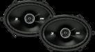 KICKER DSC680 - DSC-Haut-parleur - 50 - 200 W - Noir
