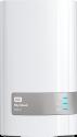 Western Digital My Cloud Mirror - NAS-Server - Festplatte Kapazität 12 TB - Weiss