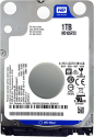 Western Digital Blue Mobile - Interne Festplatte - Kapazität 1 TB - Silber