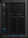 Western Digital My Cloud Pro Series PR2100 - NAS-Server - Festplattenapazität 8 TB - Schwarz