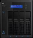 Western Digital My Cloud Pro Series PR4100 - NAS-Server - Festplatte Kapazität 32 TB - Schwarz