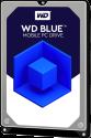 Western Digital Blue PC Mobile - Interne Festplatte - Kapazität 2 TB - Schwarz/Silber