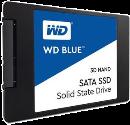 Western Digital BLUE 3D NAND 500 GB - Solid State Drive - 500 GB - Schwarz