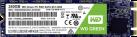 Western Digital Green PC SSD - Interne Festplatte SSD - Kapazität 240 GB - Schwarz/Grün