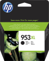 hp 953XL - Cartuccia - Nero