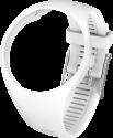 POLAR Armband - M/L - Weiss