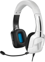 TRITTON Kama - Stereo Gaming Headset - pour PS4/PSVita/Wii U/téléphone cellulaire - blanc