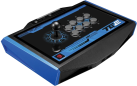 MADCATZ Arcade FightStick - für PlayStation 3 & PlayStation 4 - Schwarz/Blau