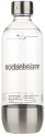 sodastream Literflasche mit Edelstahl