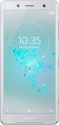 SONY Xperia XZ2 Compact - Android Smartphone - Mémoire 64 Go - Argent