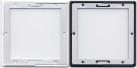 Gepe Supporti per diapositive - 3 mm - 60 x 60 mm - 20 pezzi