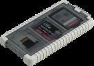 Gepe Card Safe Mini - Tasche für Speicherkarten - Grau