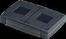Gepe Card Safe Basic - Tasche für Speicherkarten - Grau