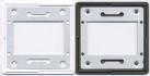 Gepe Diapositive + Maschera - 2 mm - 24 x 36 mm - 100 pezzi