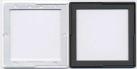 Gepe Diarahmen + Maske - 3 mm - 60 x 60 mm - 20 Stück