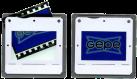 Gepe Diarahmen CS - 1.8 mm - 24 x 36 mm - 200 Stück
