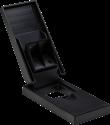 Gepe Dispositivo di montaggio Mini 5 x 5 - Nero