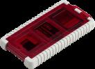 Gepe Card Safe Mini - Tasche für Speicherkarten - Rot