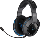 TURTLE BEACH STEALTH 400 - Gaming Headset - Für PS3/PS4 - Schwarz/Blau