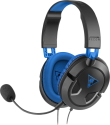 TURTLE BEACH RECON 60P - Gaming Headset - Für PS3/PS4 - Schwarz/Blau