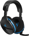 TURTLE BEACH Stealth 600 - Kabelloses Over-Ear Gaming-Headset - Für PS4 - Schwarz/Blau