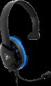TURTLE BEACH Recon Chat - Over-Ear Chat-Headset - Für PS4 - Schwarz/Blau