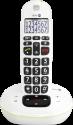 doro PhoneEasy 115 - Telefono senza filo - Bianco
