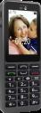 doro PhoneEasy 509 - Mobiltelefon - Lauter und klarer Klang - Schwarz