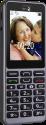doro PhoneEasy 509 - Téléphone mobile - Son fort et clair - Argent