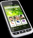 doro Liberto 820 Mini - Smartphone - 5 megapixel - Bianco