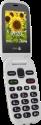 doro 6030 - Mobiltelefon - Lauter und klarer Klang - Champagner/Weiss