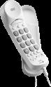 doro Tel2i - Téléphone filaire - HAC - Blanc