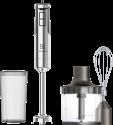 Electrolux - ESTM7500S Stabmixer - 2 Titan/Edelstahl-Messer - Silber