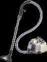 Electrolux Silent Performer Cyclonic ZSPCSILENT - Bodenstaubsauger - 800 W - Weiss