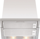 AEG ADF6050AW - Flachschirm Dunstabzugshaube - Abluftleistung max. 368 m3/h - Weiss