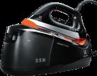 Electrolux QuickSteam EDBS3340 – Ferro da stiro con caldaia - 2350 Watt – Nero