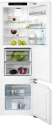 Electrolux IK2705BZR - Refrigeratore/congelatore da incasso - Capacità utile totale 233 L - Bianco