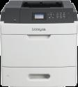Lexmark MS810dn - Schwarzweiss-Laserdrucker - Bis zu 52 ppm - Schwarz/Weiss