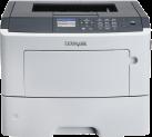Lexmark MS610dn - Schwarzweiss-Laserdrucker - Bis zu 47 ppm - Schwarz/Weiss
