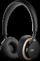 Jays U-Jays Wireless - On-Ear Kopfhörer - Bluetooth - Schwarz/Gold